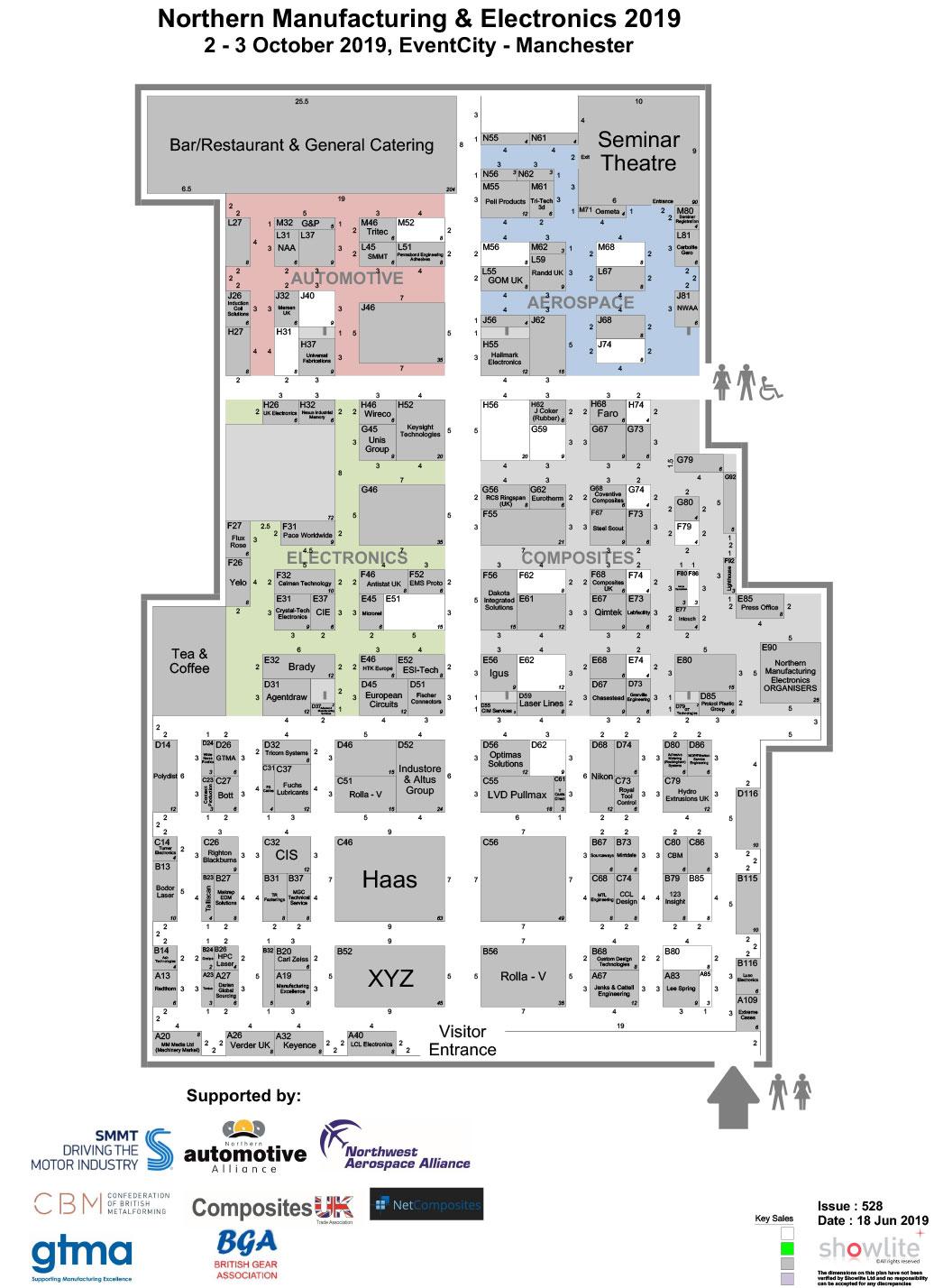 Northern 2019 Floorplan