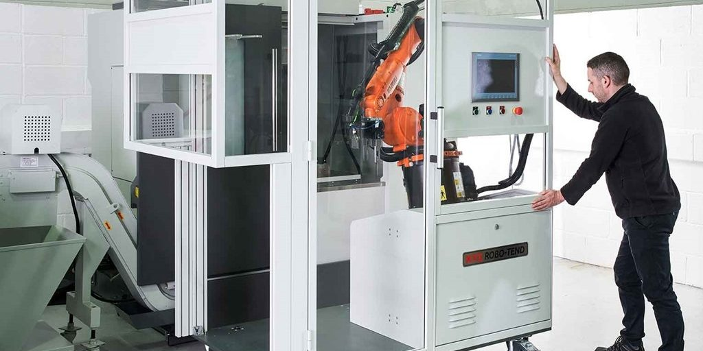 Robot-based automation takes centre stage
