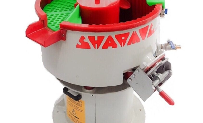 Try vibratory component finishing free of charge